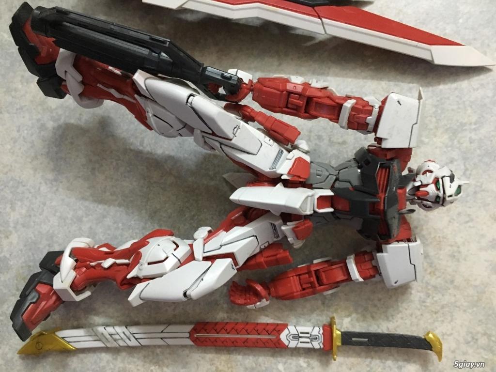 Dọn nhà Tết cần bán Figma và Gundam