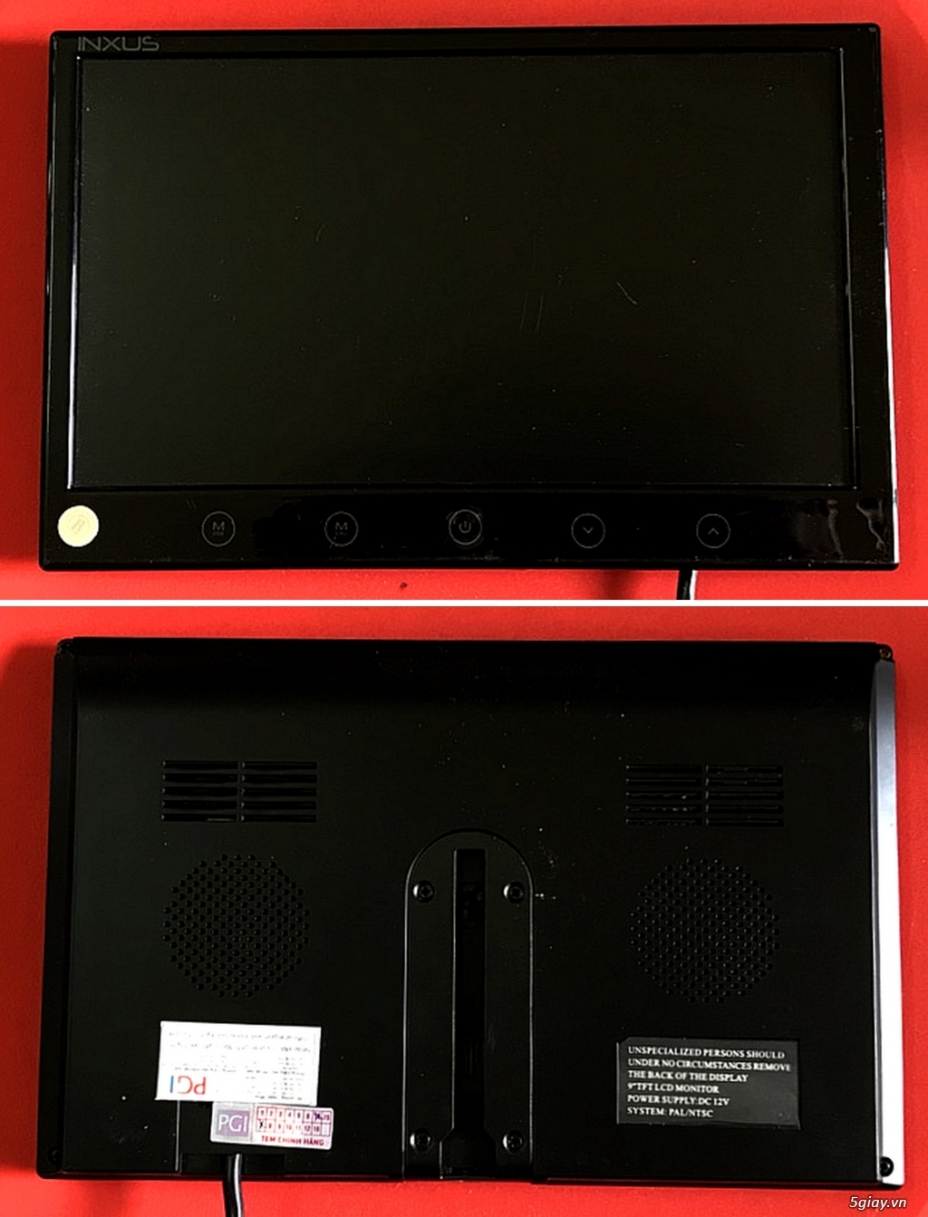 Box chống nhĩu/lọc điện,Biến áp cách li,DVD portable,LCD mini,ampli,loa,equalizer.... - 32