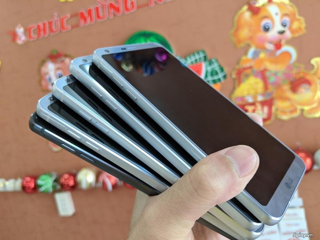 LG G6 Hàng Mỹ Zin 99,99% Chất Lượng Nguyên Bản Như Mới, Free Ship - 1