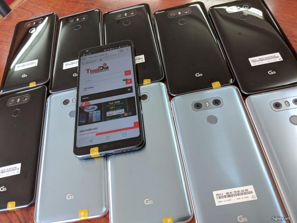 LG G6 Hàng Mỹ Zin 99,99% Chất Lượng Nguyên Bản Như Mới, Free Ship - 4