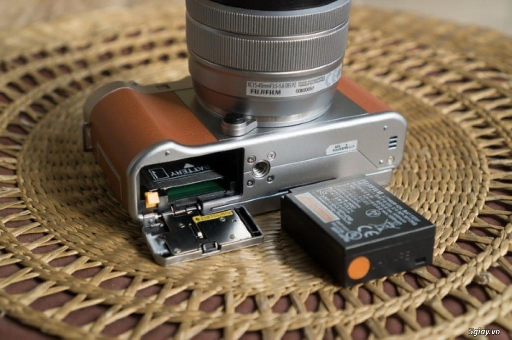 Khám phá máy ảnh Fujifilm X-A5 - 220331