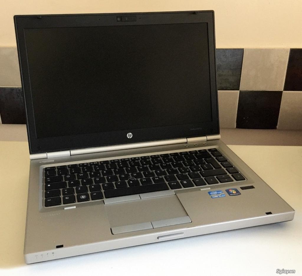 Dell Precision M4800 Core I7 4800QM, Ram 8G, SSHD 500G Máy Mới 99% - 21