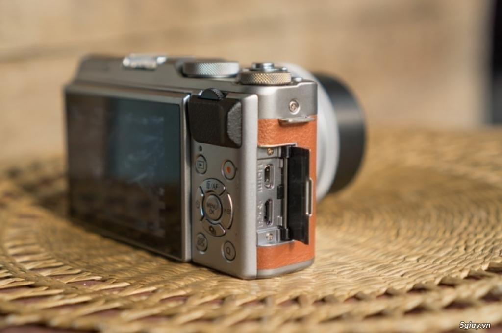 Khám phá máy ảnh Fujifilm X-A5 - 220329