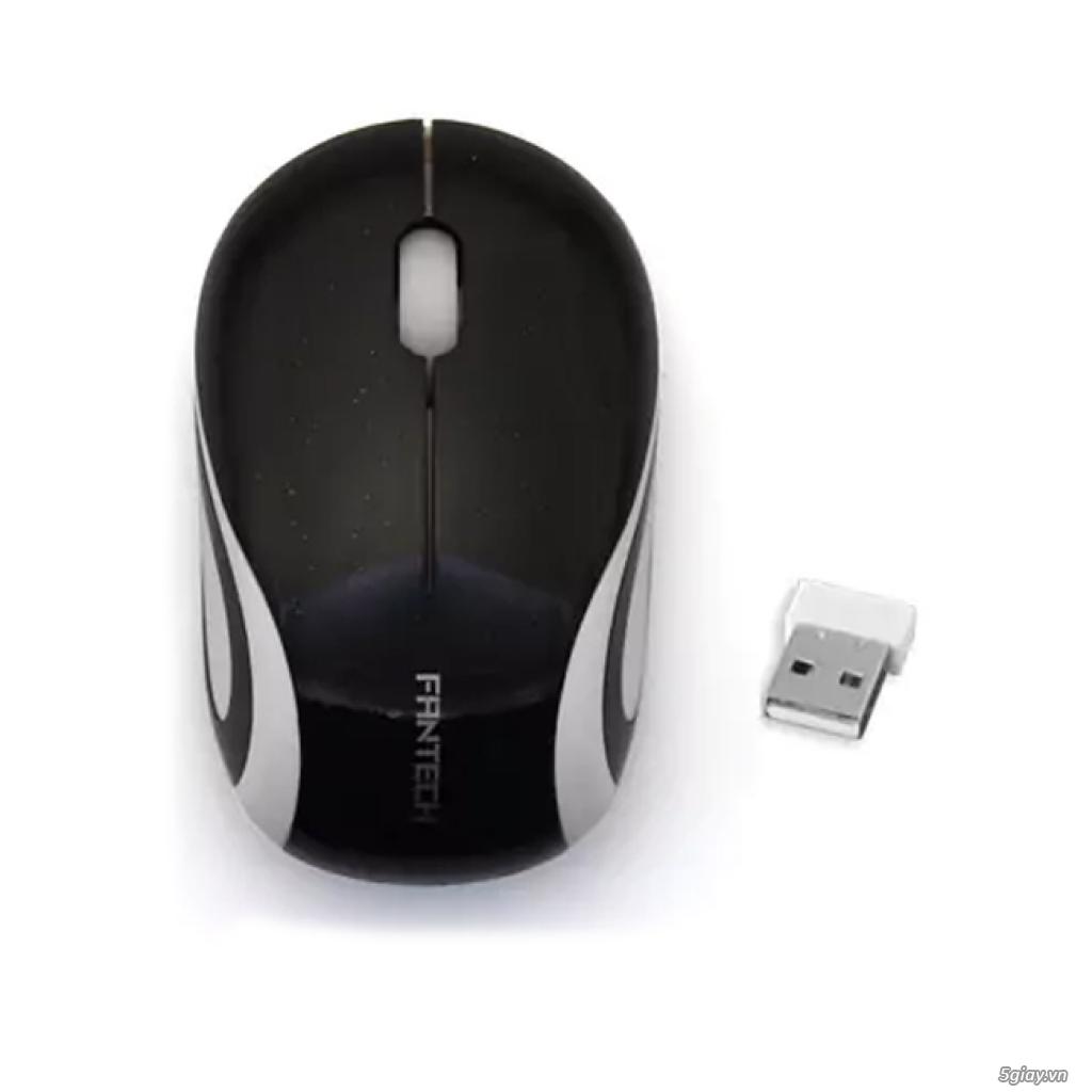 KING PC - Chuột Fantech dòng không dây W - 3