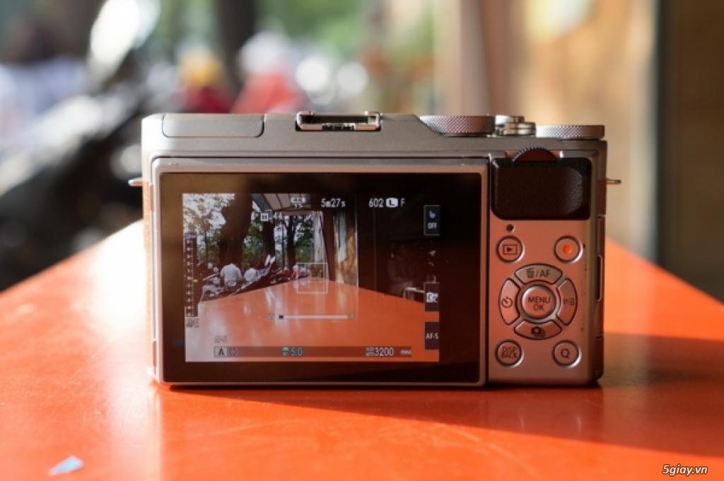 Khám phá máy ảnh Fujifilm X-A5 - 220333