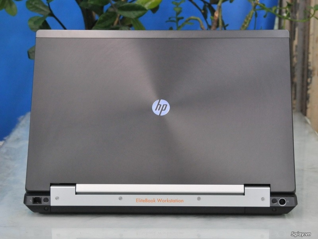Dell Precision M4800 Core I7 4800QM, Ram 8G, SSHD 500G Máy Mới 99% - 23