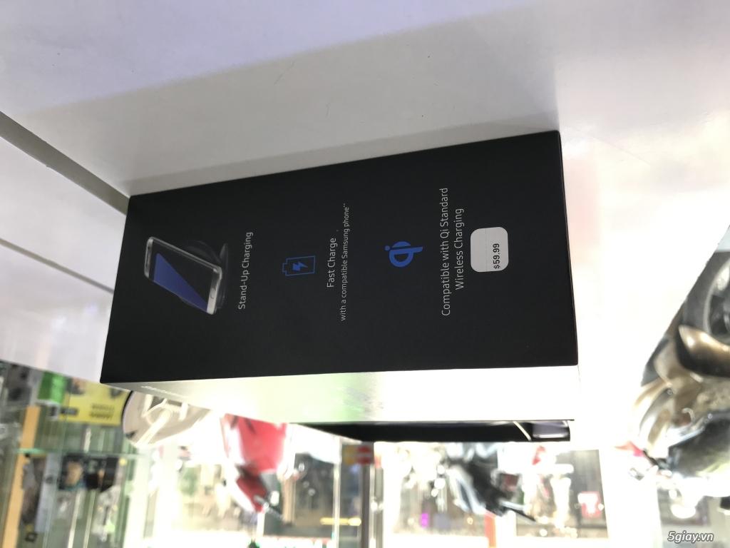 Đế sạc không dây Samsung Fast Charge chính hãng cho iphone X, Note 8 và các smartphone hổ trợ Qi - 5