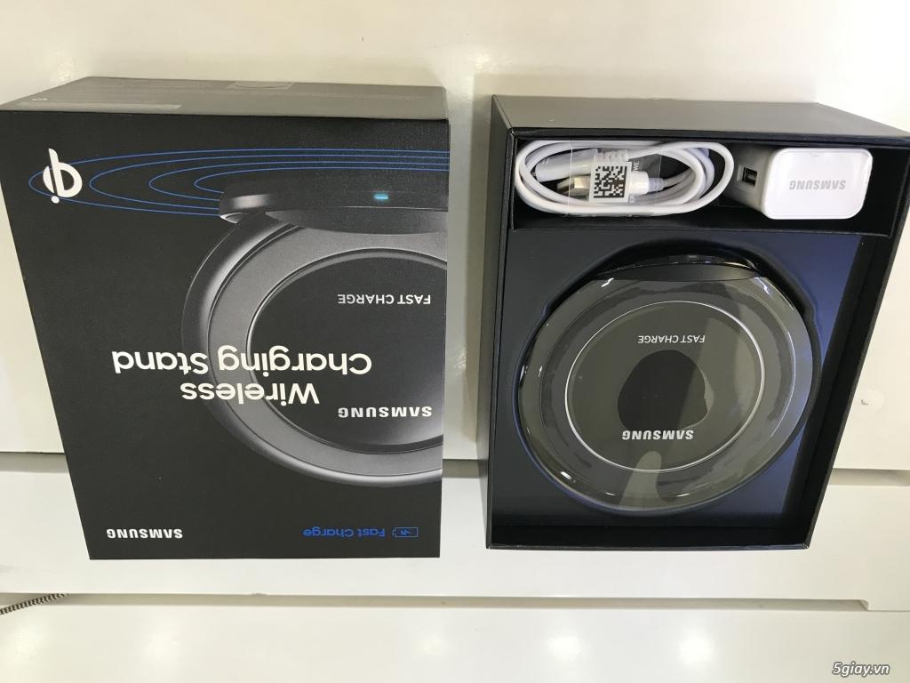 Đế sạc không dây Samsung Fast Charge chính hãng cho iphone X, Note 8 và các smartphone hổ trợ Qi - 3