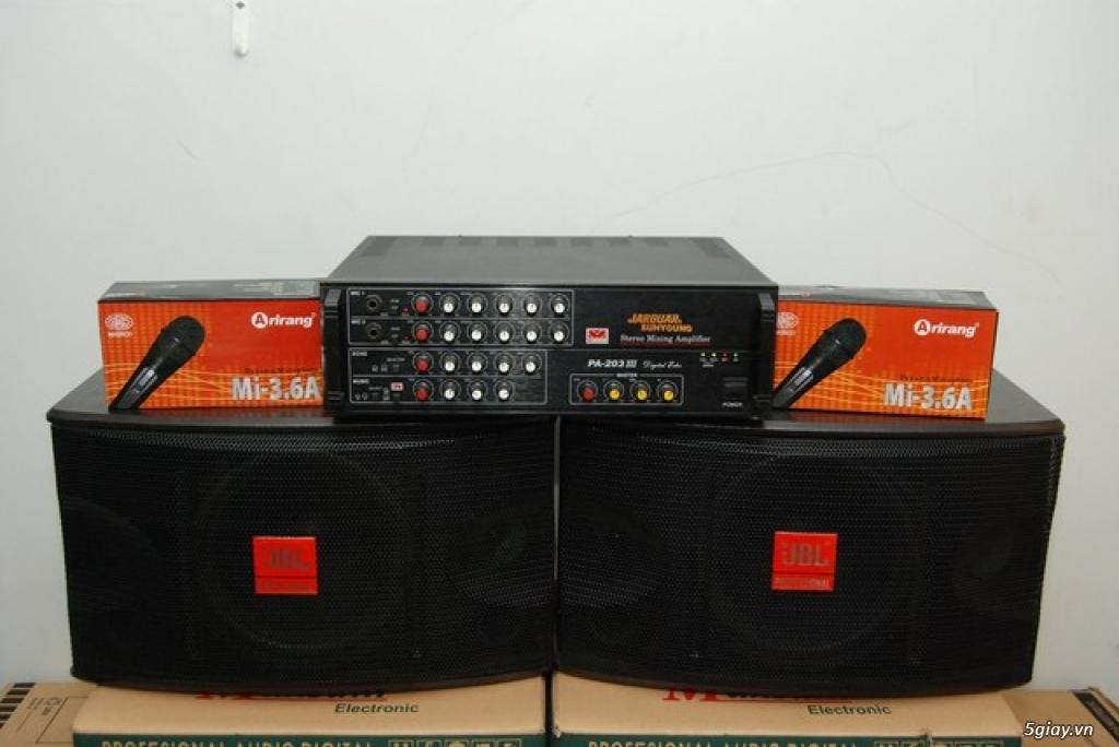Thanh lý cuối năm nhiều dàn karaoke từ bình dân tới cao cấp,giá rẽ. - 74