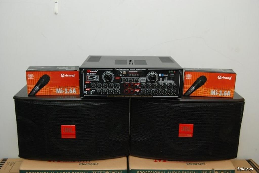 Thanh lý cuối năm nhiều dàn karaoke từ bình dân tới cao cấp,giá rẽ. - 76