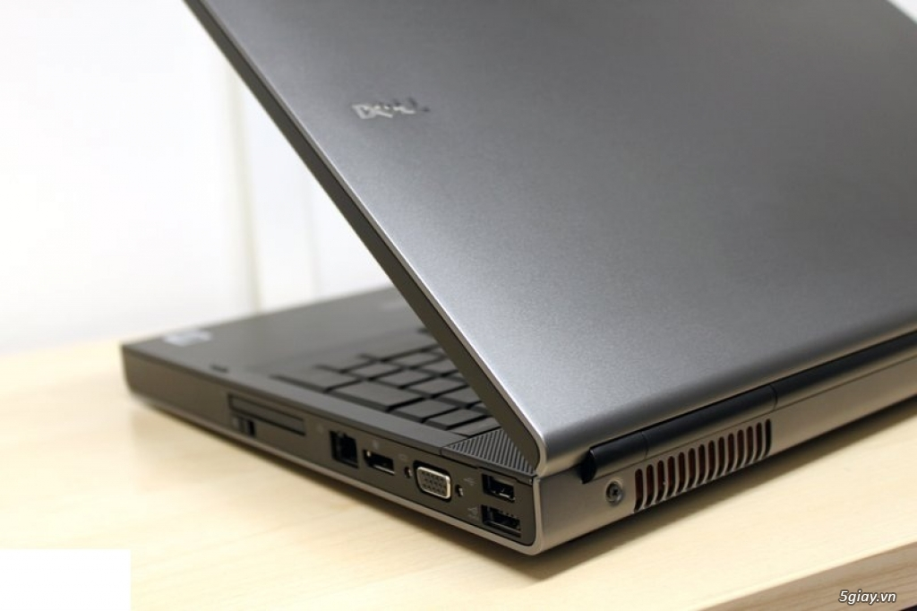 Dell Precision M4800 Core I7 4800QM, Ram 8G, SSHD 500G Máy Mới 99% - 10