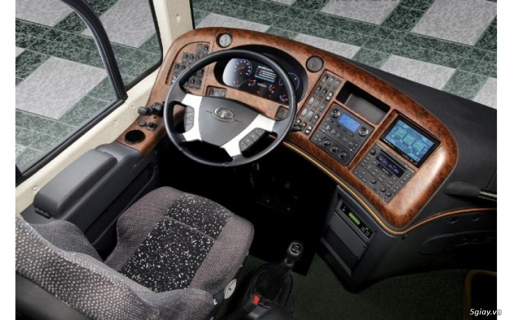 Hỗ trợ mua trả góp 80% xe khách Daewoo FX120- 47 chỗ. TT 850TR- Giao x - 3