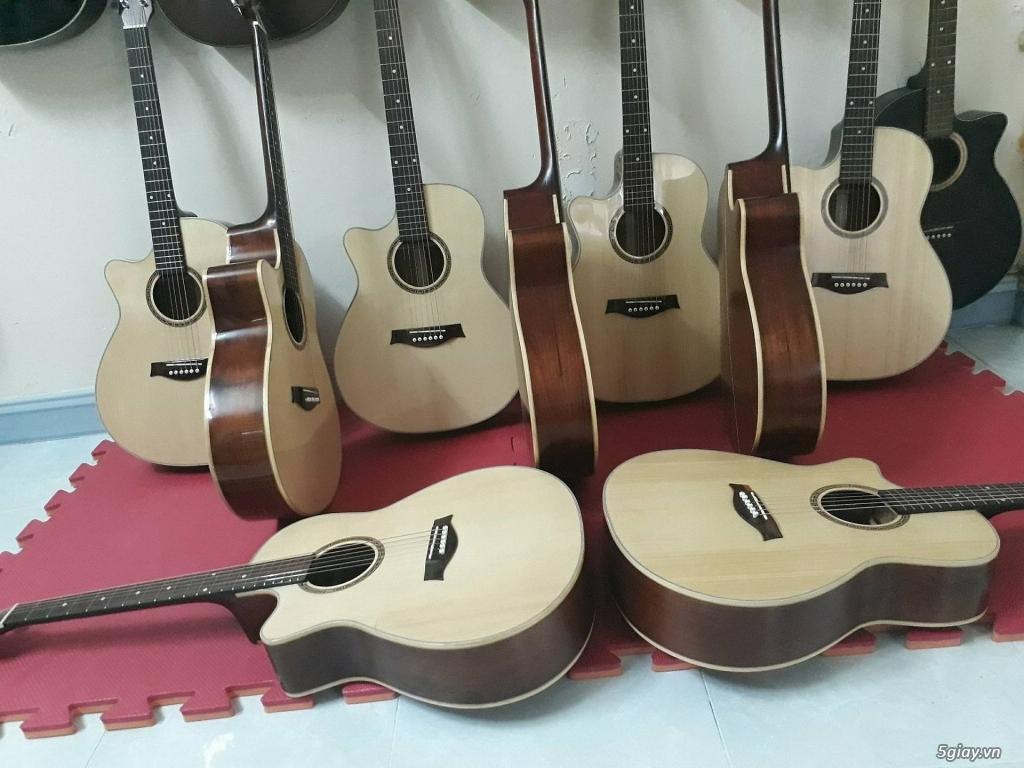 Chuyên dạy và bán guitar tay trái tại TP HCM - 13