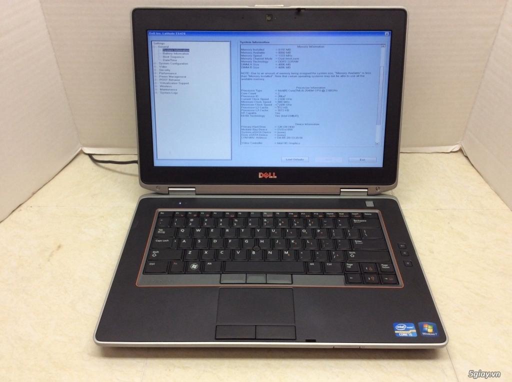Dell Precision M4800 Core I7 4800QM, Ram 8G, SSHD 500G Máy Mới 99% - 6