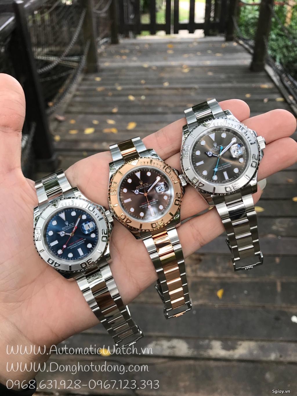 Chuyên đồng hồ Rolex,Hublot,AP, Patek Philippe...Replica1:1 Swiss Made - 29