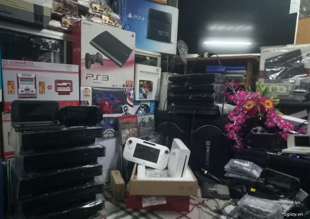 máy điện tử băng 4nút xưa,không quá 500k,PS2 900k-ổ cứng đủ loại-chép game miễn phí-shipcod - 4
