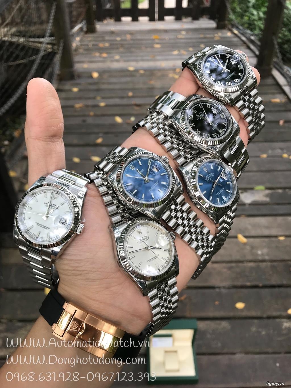 Chuyên đồng hồ Rolex,Hublot,AP, Patek Philippe...Replica1:1 Swiss Made - 30