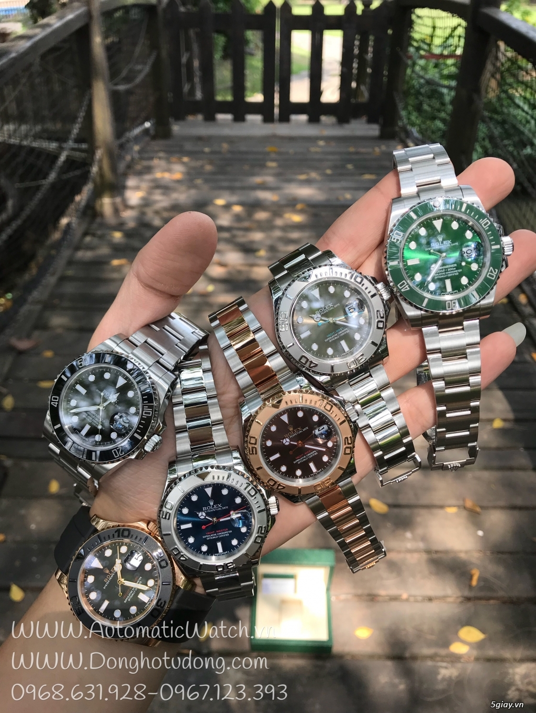 Chuyên đồng hồ Rolex,Hublot,AP, Patek Philippe...Replica1:1 Swiss Made - 34