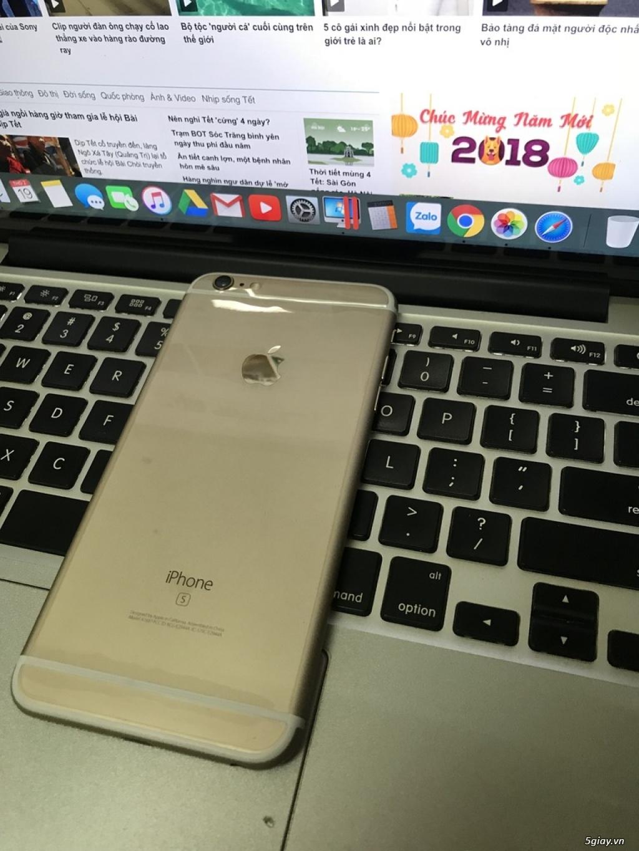 iPhone 6s Plus 64GB Gold - 3