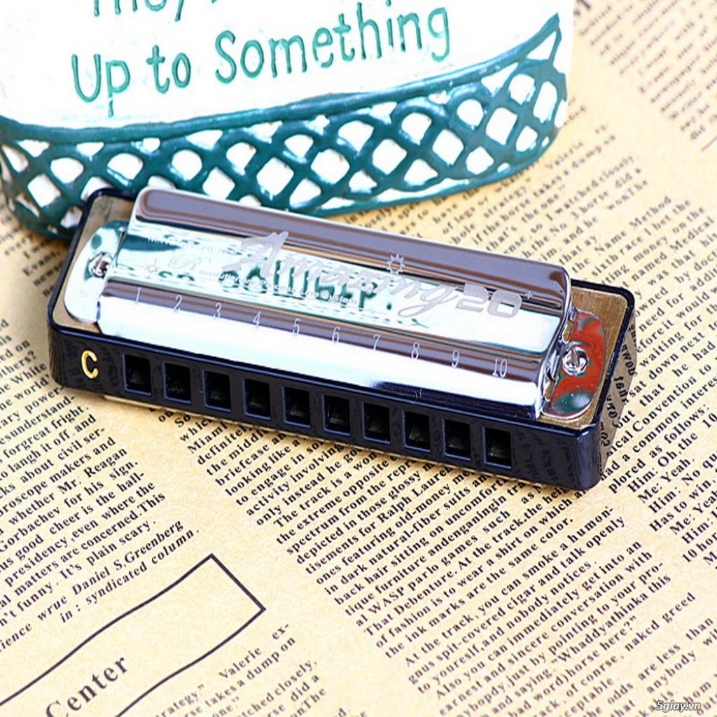 Nhaccudidong.com -Chuyên các loại harmonica, kèn, sáo, nhạc cụ nhỏ gọn - 2