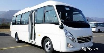 CỰC HOT! Xe buýt Lestar 29chỗ, hiệu Daewoo. Nhiều màu- Sẵn có- gía rẻ - 1