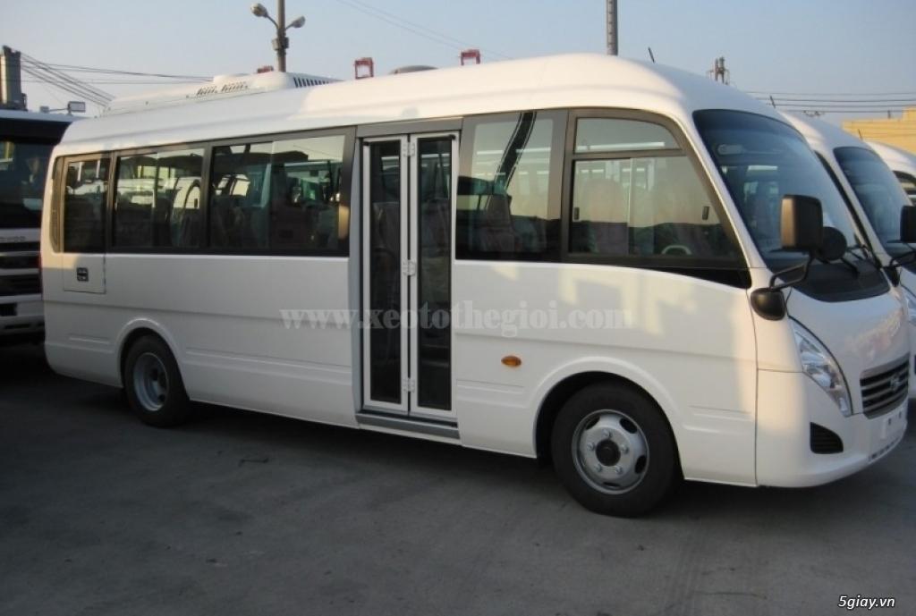 CỰC HOT! Xe buýt Lestar 29chỗ, hiệu Daewoo. Nhiều màu- Sẵn có- gía rẻ