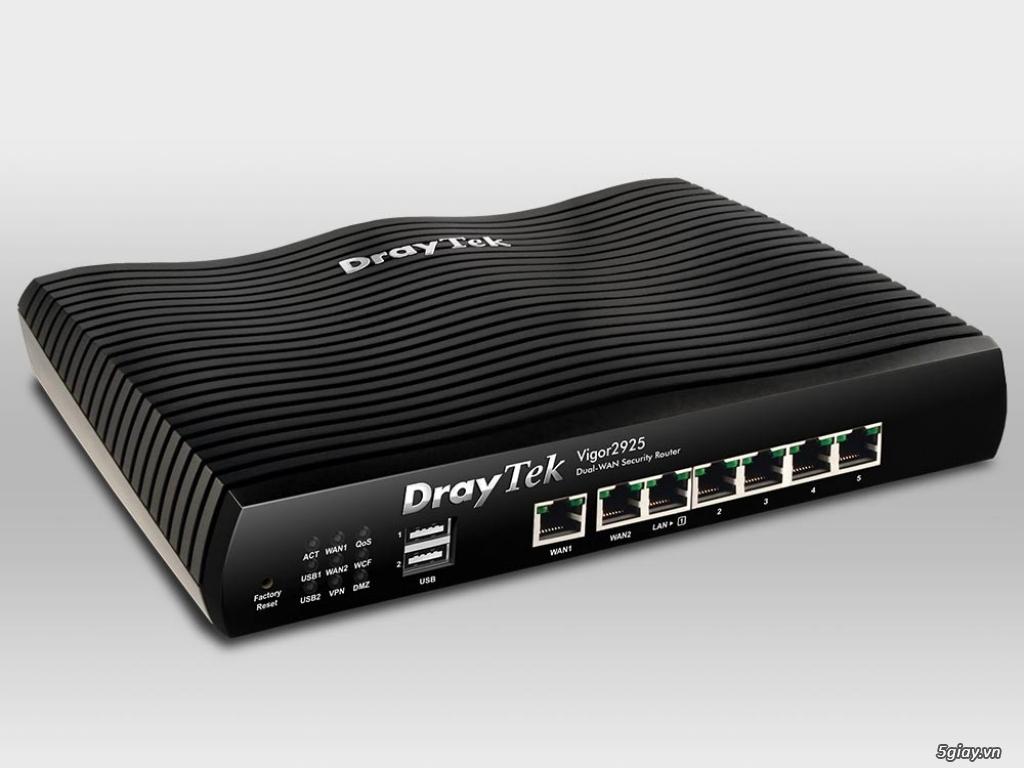 Router Draytek 2925