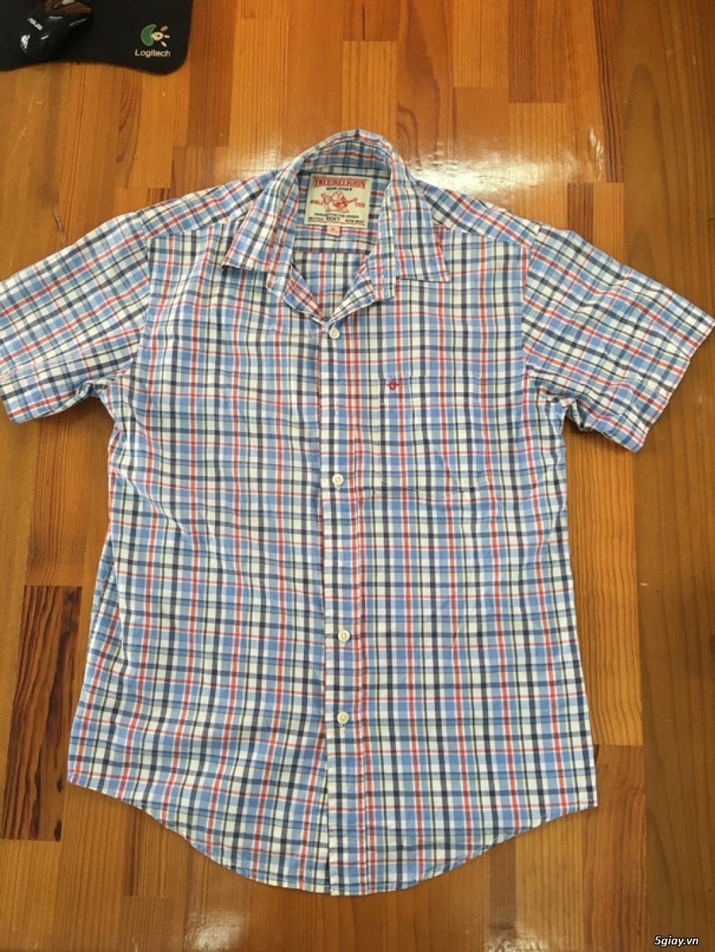 Thanh lí một số quần áo 2hand new 99%