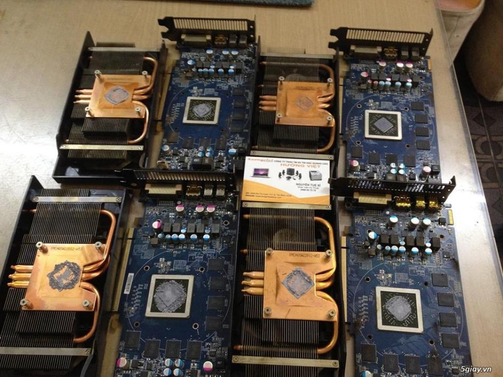 CHUYÊN SỬA CHỮA CARD MÀN HÌNH, CARD VGA PC,CARD VGA LAPTOP Bảo hành 06