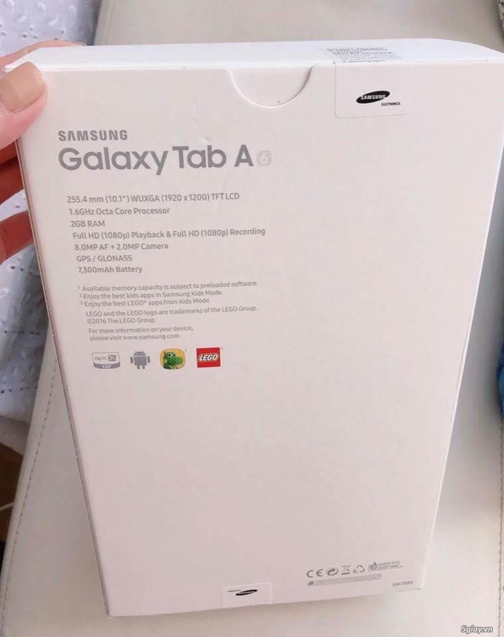 Máy tính bảng Sam Sung Galaxy Tab A6 - 3