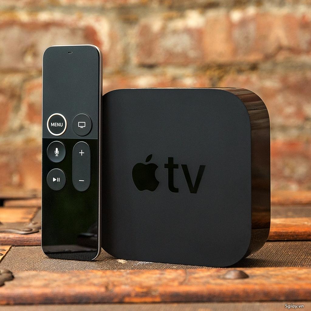 Apple TV 4K mới 100% nguyên seal