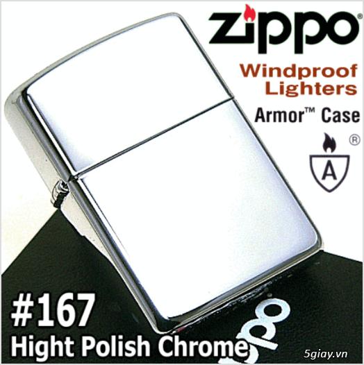 Zippo chính hãng Mỹ bảo hành trọn đời giá 350k - 10