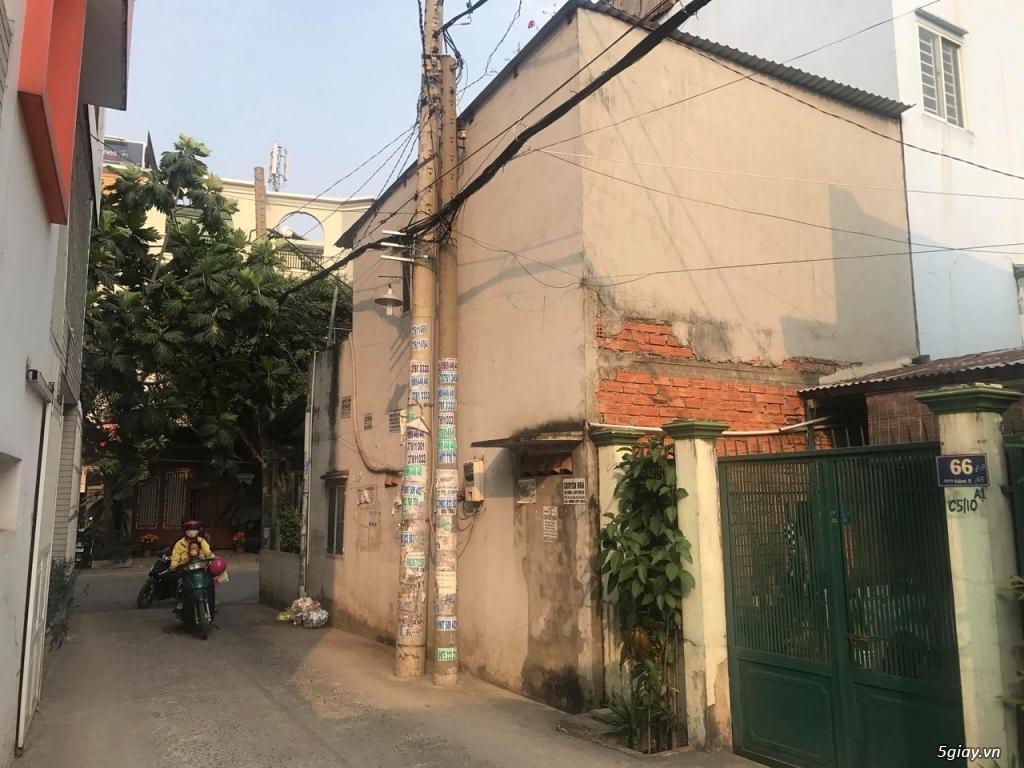 Bán nhà mặt tiền đường 783 Tạ Quang Bửu Q8, chính chủ - 1