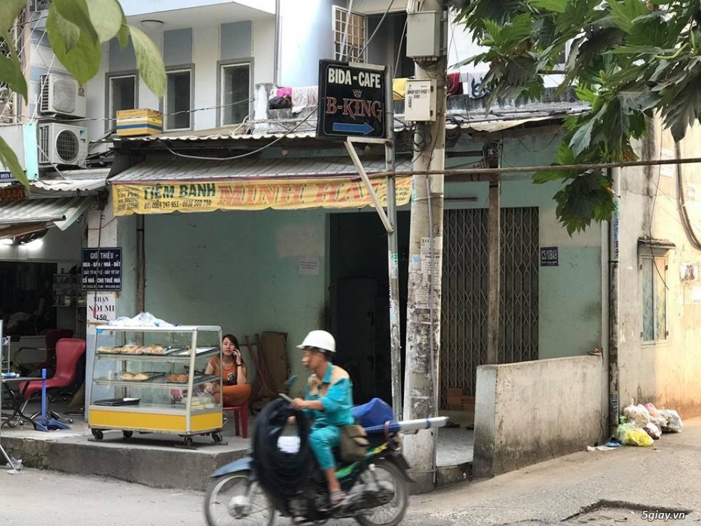 Bán nhà mặt tiền đường 783 Tạ Quang Bửu Q8, chính chủ