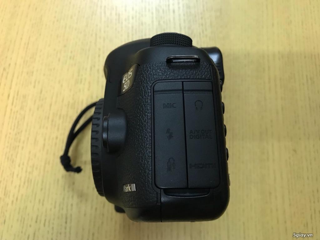 HCM - Bán Canon 5D Mark III (Body) (Chính hãng Lê Bảo Minh) - 6