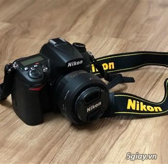 Cần Bán: Máy ảnh Nikon D7000, 1.7xx shot - 1