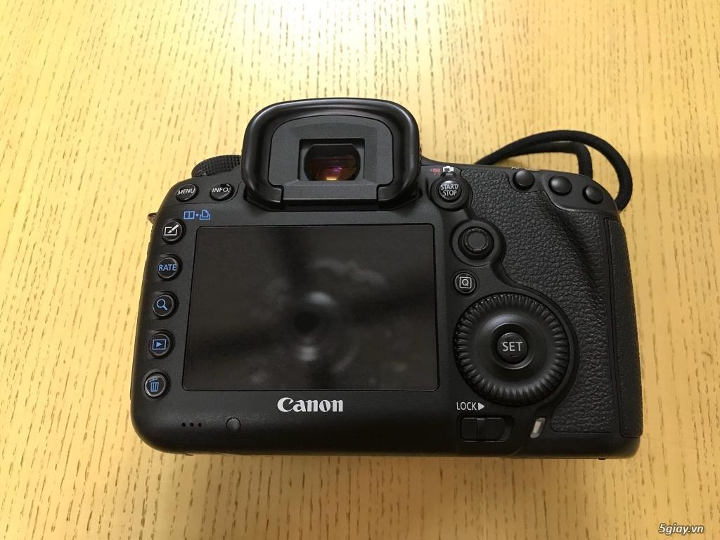 HCM - Bán Canon 5D Mark III (Body) (Chính hãng Lê Bảo Minh) - 1