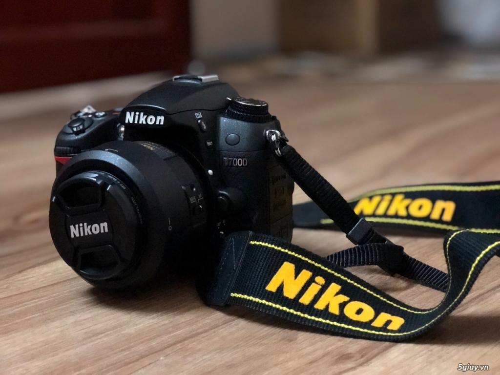 Cần Bán: Máy ảnh Nikon D7000, 1.7xx shot - 3