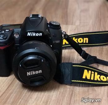 Cần Bán: Máy ảnh Nikon D7000, 1.7xx shot - 2
