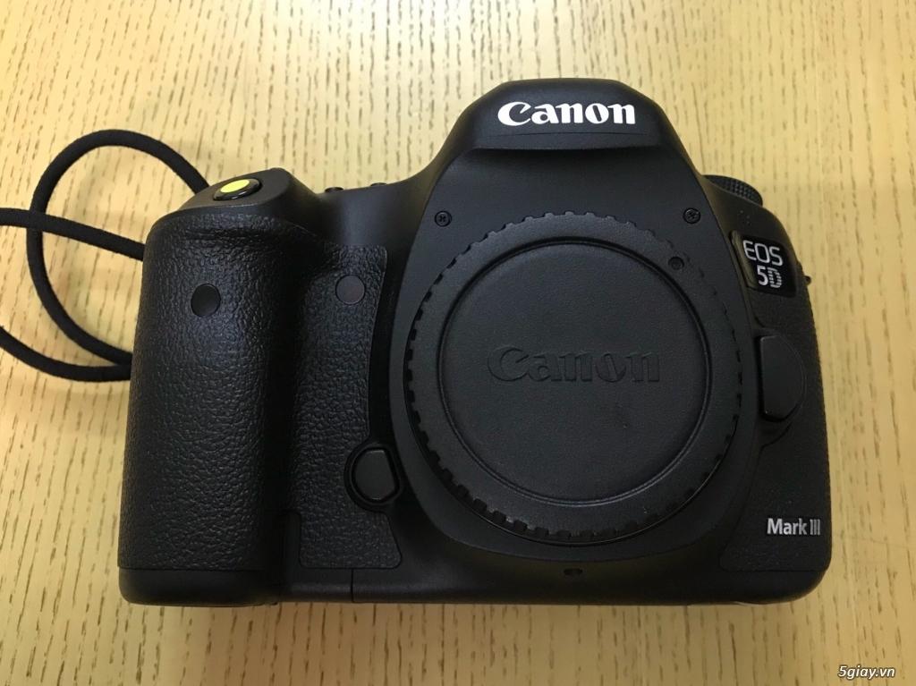 HCM - Bán Canon 5D Mark III (Body) (Chính hãng Lê Bảo Minh) - 3