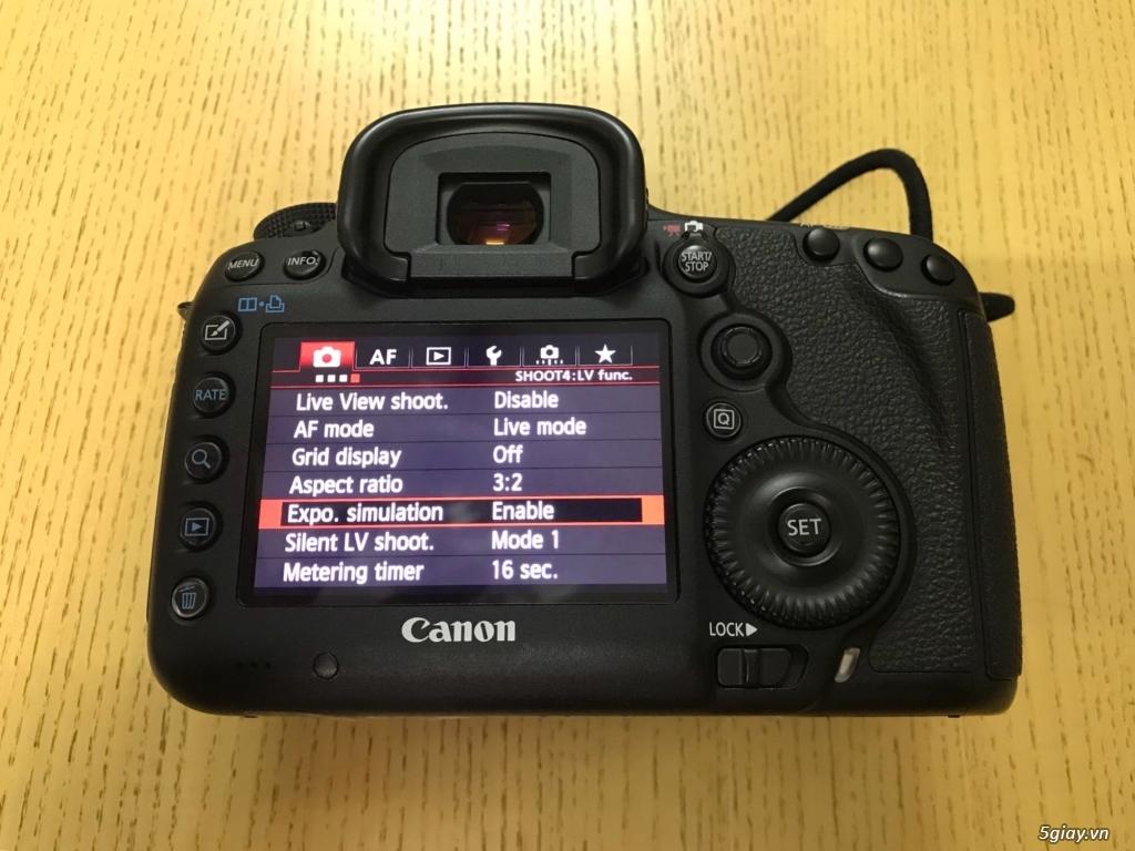 HCM - Bán Canon 5D Mark III (Body) (Chính hãng Lê Bảo Minh) - 2