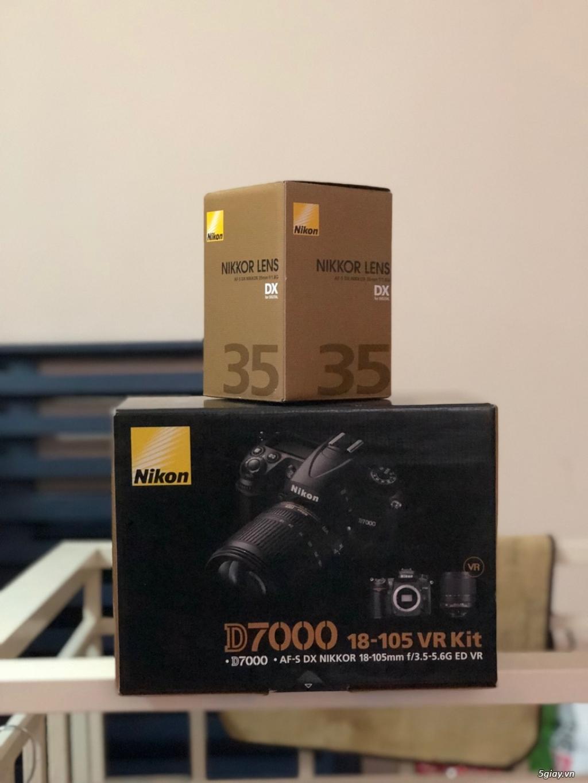 Cần Bán: Máy ảnh Nikon D7000, 1.7xx shot - 4