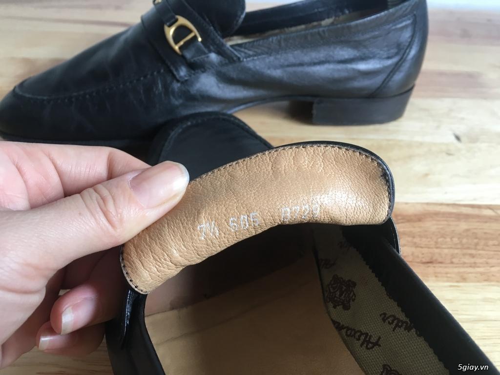 Hàng về GIÀY DR MARTENS FULLBOX, giày da, thể thao nam hàng hiệu - 10