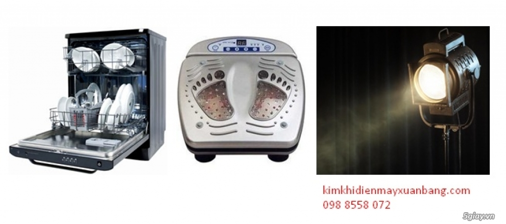 Kim khí điện máy Xuân Bằng : chuyên sửa chữa thiết bị Điện Tử - Điện Gia Dụng - 12