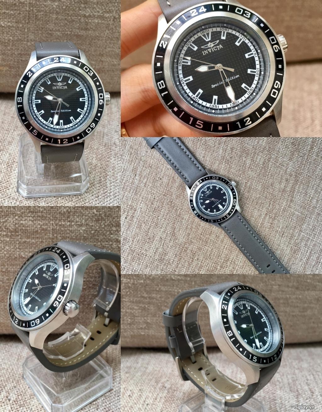 Kho đồng hồ xách tay chính hãng secondhand update liên tục - 40