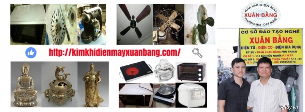Kim khí điện máy Xuân Bằng : chuyên sửa chữa thiết bị Điện Tử - Điện Gia Dụng