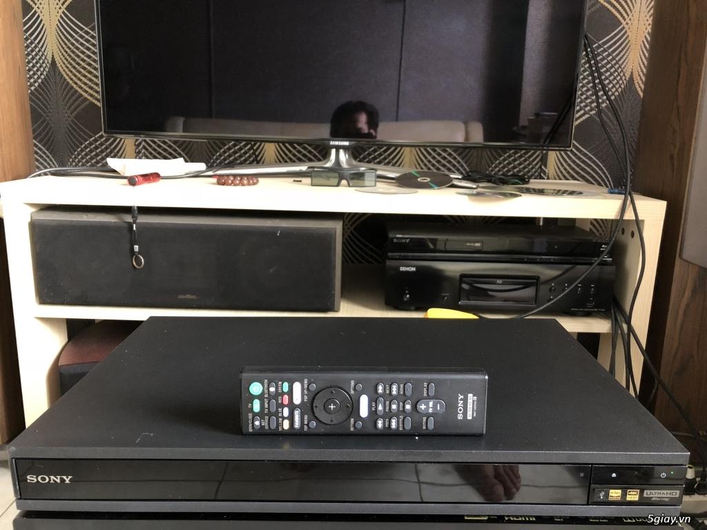 Ampli, CD, receiver, loa, subwoofer, center, surround các loại... - 3
