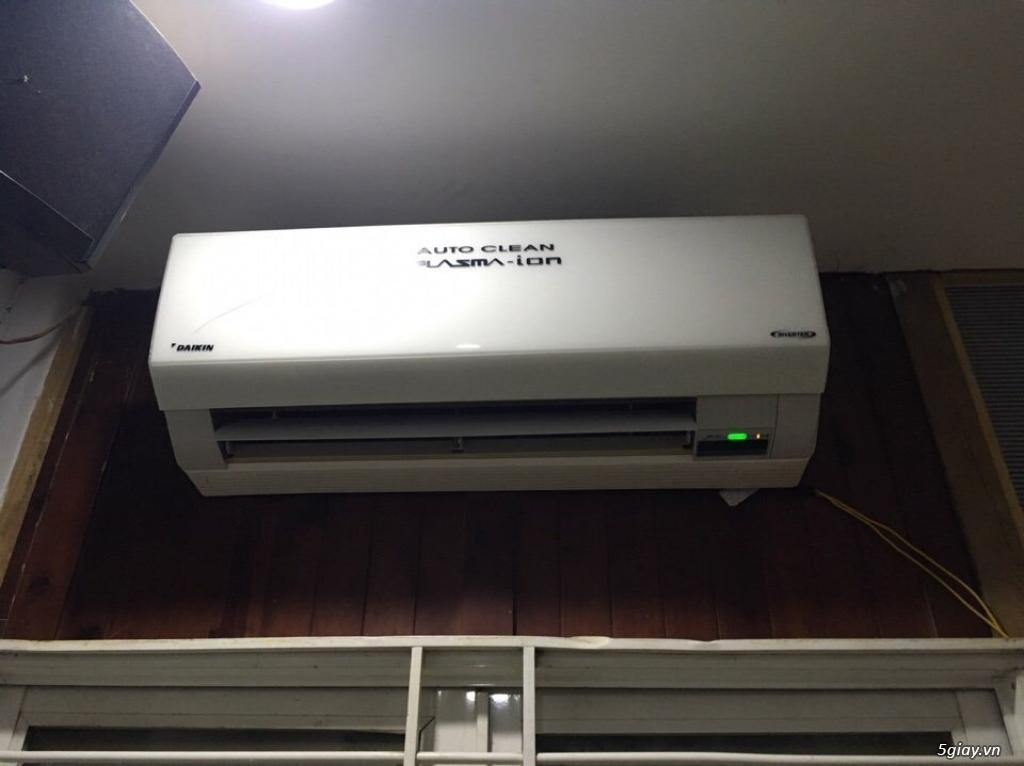 Điều Hoà DAIKIN,TOSHIBA hàng Nội Địa Nhật cũ inverter  gas R410A-R32đời víp 2016-2018 giá rẻ mới 90% - 10
