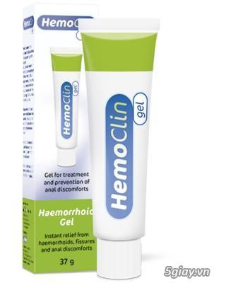 Hemoclin - Yêu Bệnh TRĩ, Xử lý Trĩ hiệu quả nhất