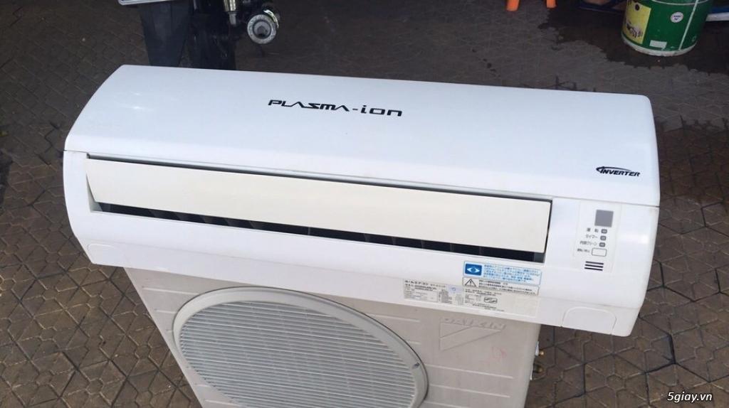 Điều Hoà DAIKIN,TOSHIBA hàng Nội Địa Nhật cũ inverter  gas R410A-R32đời víp 2016-2018 giá rẻ mới 90% - 7